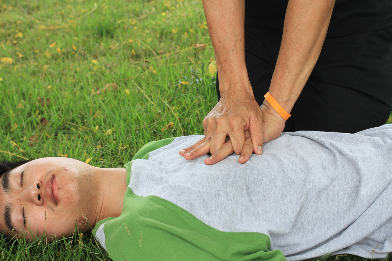How You Can Train To Save A Life