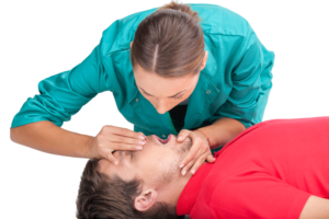 mouth-to-mouth resuscitation