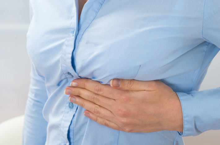 Breast swelling