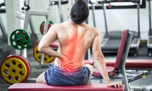 pulled muscle symptoms