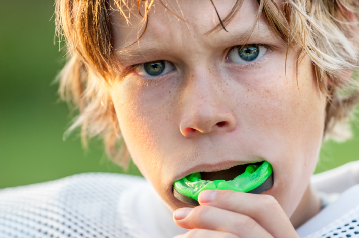 All About Toddler Tooth Injury And Mouthguard